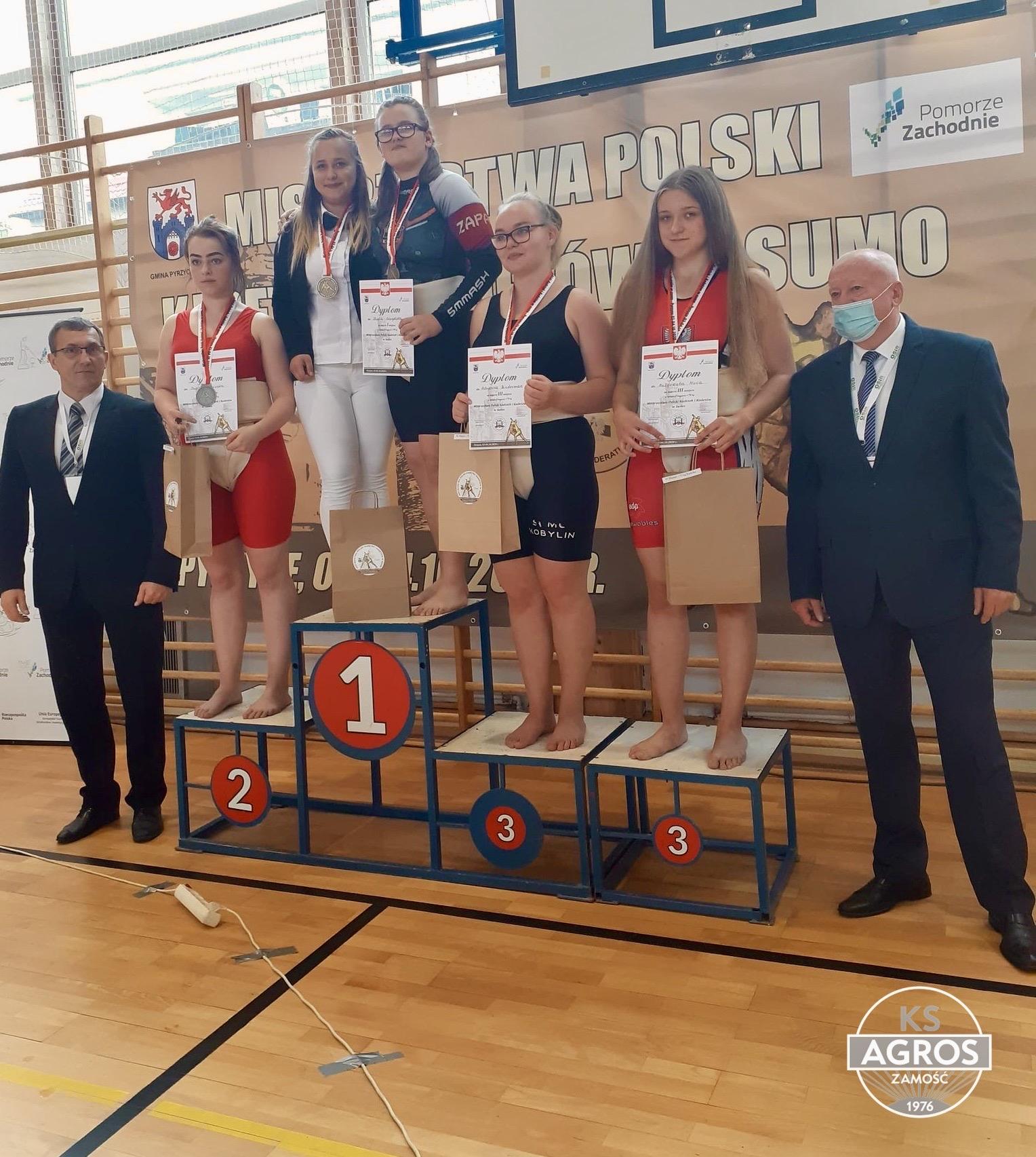 120792230 464542307795372 3055737214870893494 n Agnieszka Iwan Mistrzynią Polski!