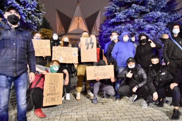 123032409 2825054604431325 6514566762811629086 o Jest zapowiedź kolejnych protestów w Zamościu.