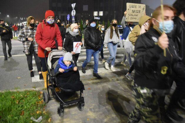 123046810 2825054281098024 3692413593657880742 o Jest zapowiedź kolejnych protestów w Zamościu.