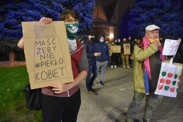 123051780 2825054597764659 6849015425807724870 o Jest zapowiedź kolejnych protestów w Zamościu.