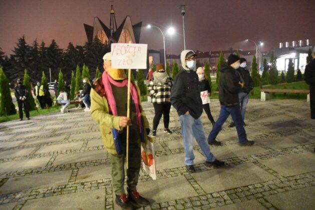 123061870 2825053821098070 2013746489633455850 o Jest zapowiedź kolejnych protestów w Zamościu.