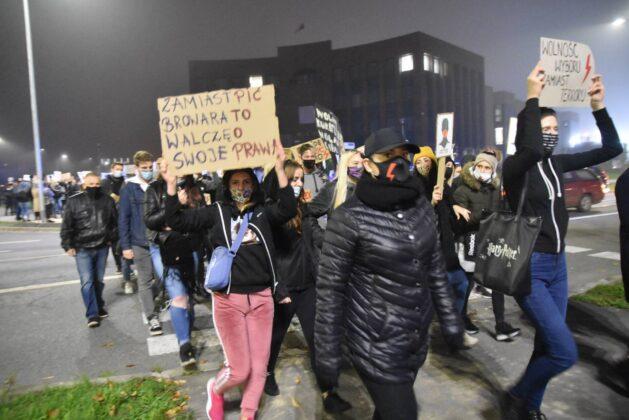 123110031 2825052857764833 6256617874181791101 o Jest zapowiedź kolejnych protestów w Zamościu.