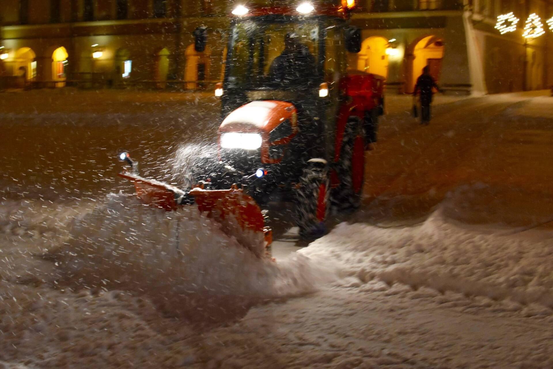 12525485 1685563171713813 3442180820167288551 o Zamość: Wiadomo już, kto zajmie się zimowym utrzymaniem dróg w mieście