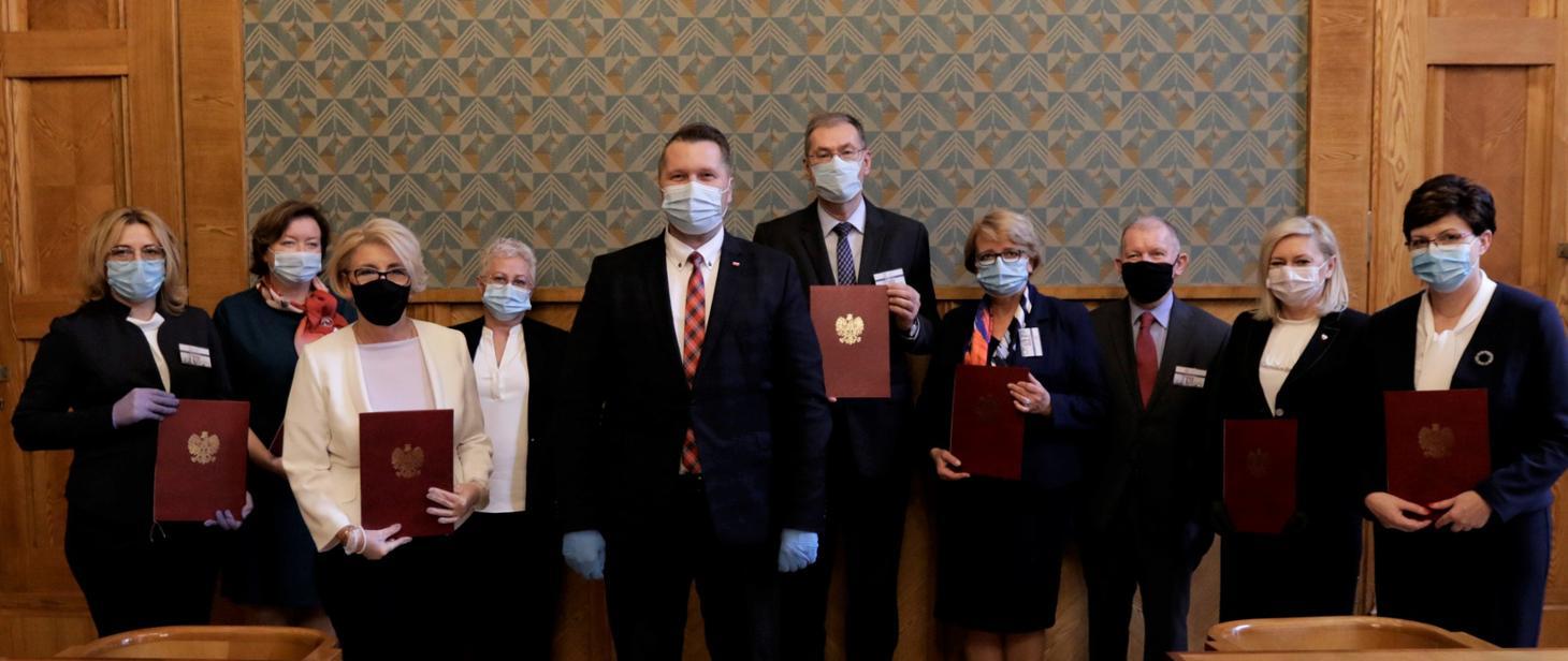 1460x616 1 Dyrektor zamojskiej szkoły powołana przez Ministra Przemysława Czarnka do pracy w Radzie Konsultacyjnej