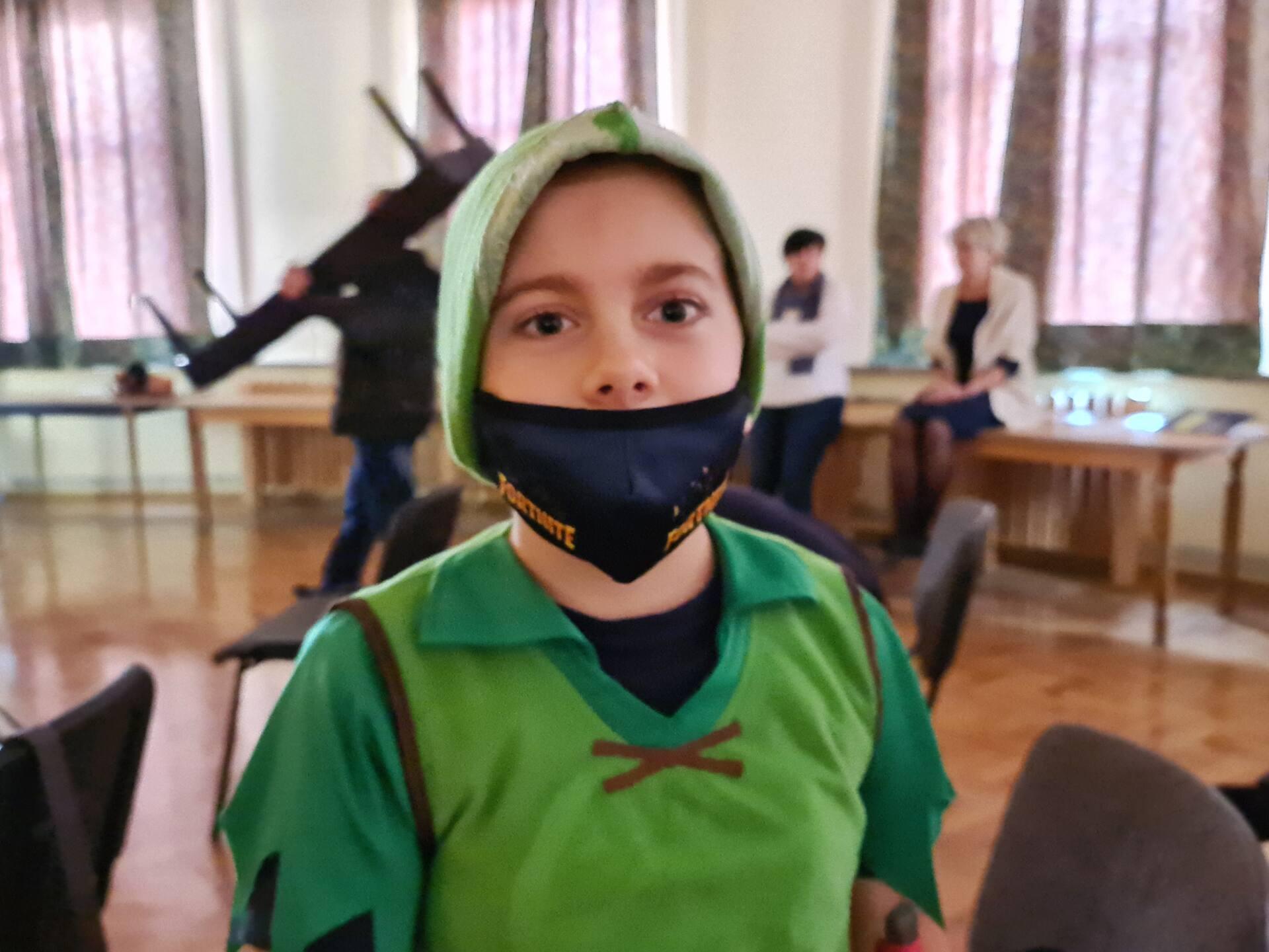 20201020 103050 Zamojskie Premiery Teatralne. Młodzi aktorzy pokazali swoje umiejętności [FOTORELACJA]