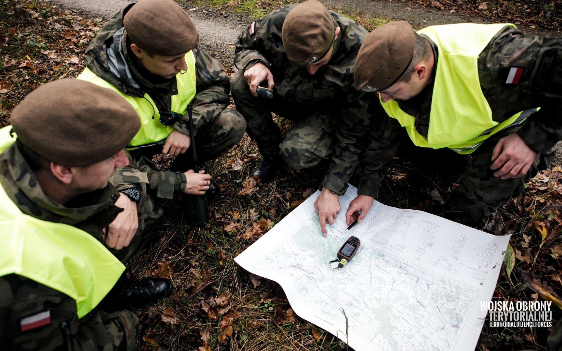 2lbot renegade 2 Terytorialsi szukali pilota i rozbitego myśliwca