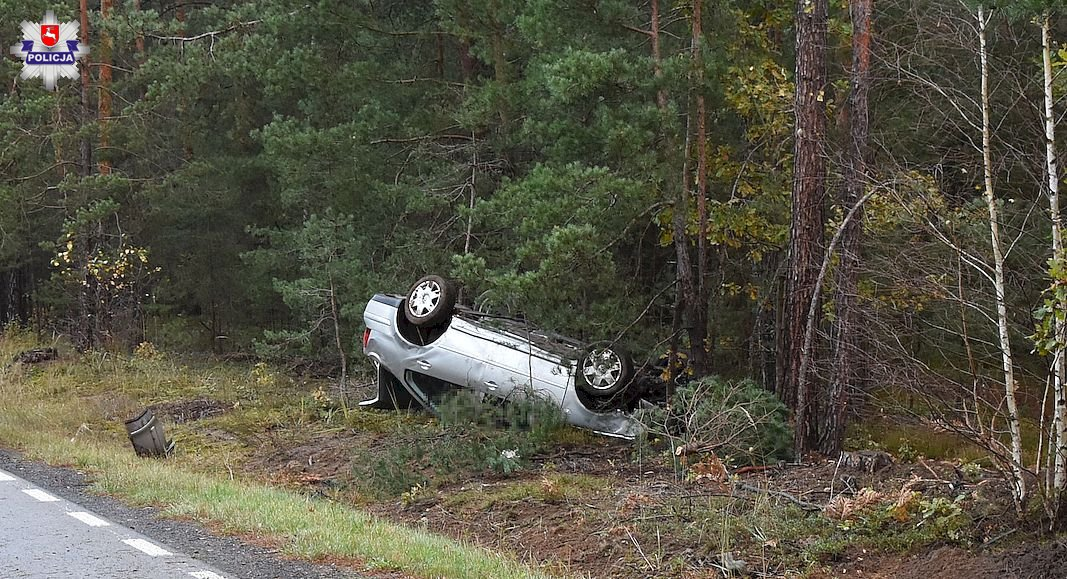68 176370 Tragiczny wypadek. 26- latek zginął na miejscu.