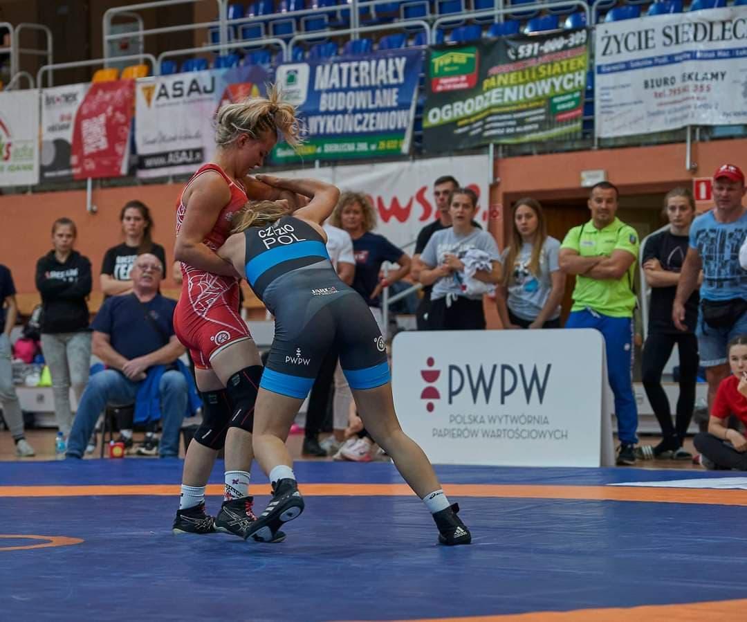 mpj 1 Marta Gruszkiewicz z dwoma medalami Mistrzostw Polski!