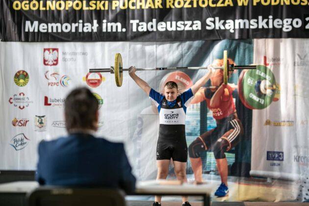 puchar roztocza w podnoszeniu ciezarow 1 Zmagania ciężarowców w Pucharze Roztocza (wyniki i ponad 200 zdjęć)