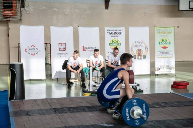 puchar roztocza w podnoszeniu ciezarow 10 Zmagania ciężarowców w Pucharze Roztocza (wyniki i ponad 200 zdjęć)