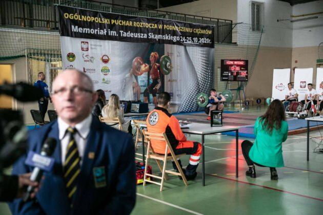puchar roztocza w podnoszeniu ciezarow 110 Zmagania ciężarowców w Pucharze Roztocza (wyniki i ponad 200 zdjęć)