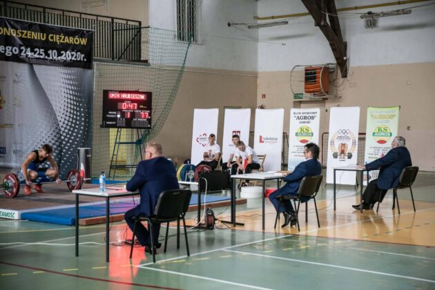 puchar roztocza w podnoszeniu ciezarow 119 Zmagania ciężarowców w Pucharze Roztocza (wyniki i ponad 200 zdjęć)