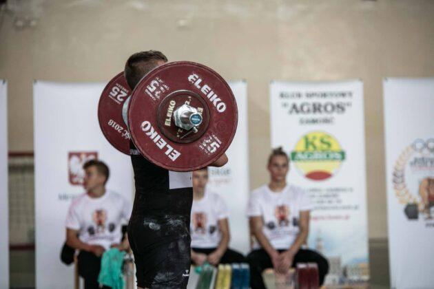 puchar roztocza w podnoszeniu ciezarow 128 Zmagania ciężarowców w Pucharze Roztocza (wyniki i ponad 200 zdjęć)