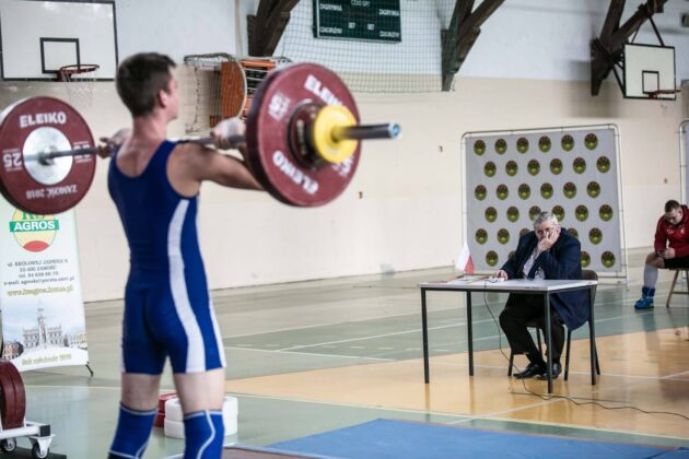 puchar roztocza w podnoszeniu ciezarow 140 Zmagania ciężarowców w Pucharze Roztocza (wyniki i ponad 200 zdjęć)