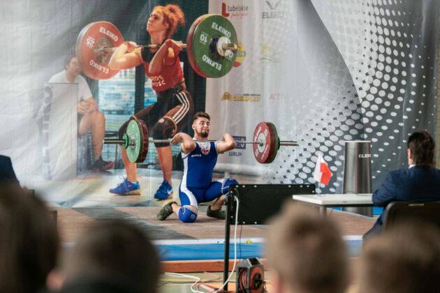 puchar roztocza w podnoszeniu ciezarow 145 Zmagania ciężarowców w Pucharze Roztocza (wyniki i ponad 200 zdjęć)