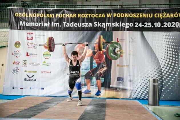 puchar roztocza w podnoszeniu ciezarow 150 Zmagania ciężarowców w Pucharze Roztocza (wyniki i ponad 200 zdjęć)