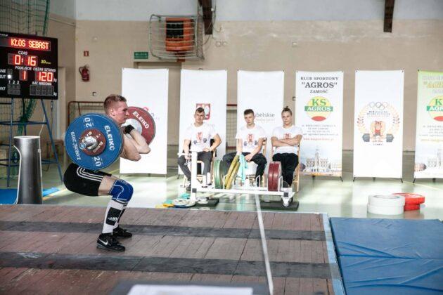puchar roztocza w podnoszeniu ciezarow 166 Zmagania ciężarowców w Pucharze Roztocza (wyniki i ponad 200 zdjęć)