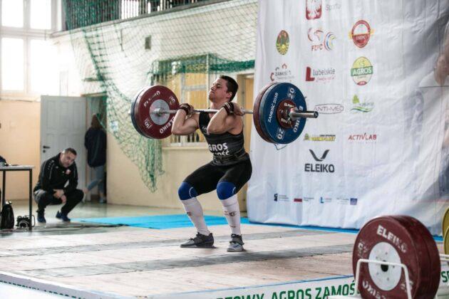puchar roztocza w podnoszeniu ciezarow 170 Zmagania ciężarowców w Pucharze Roztocza (wyniki i ponad 200 zdjęć)