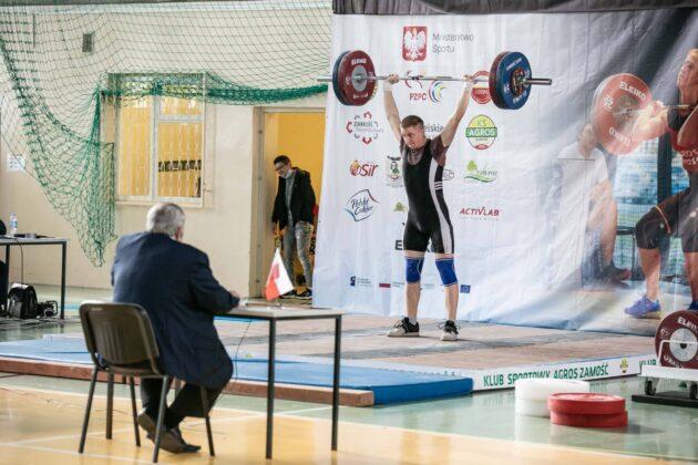 puchar roztocza w podnoszeniu ciezarow 178 Zmagania ciężarowców w Pucharze Roztocza (wyniki i ponad 200 zdjęć)