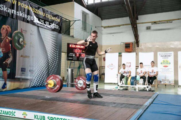 puchar roztocza w podnoszeniu ciezarow 189 Zmagania ciężarowców w Pucharze Roztocza (wyniki i ponad 200 zdjęć)