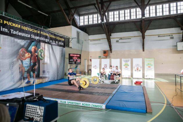 puchar roztocza w podnoszeniu ciezarow 2 Zmagania ciężarowców w Pucharze Roztocza (wyniki i ponad 200 zdjęć)