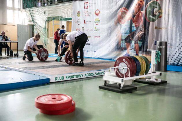 puchar roztocza w podnoszeniu ciezarow 21 Zmagania ciężarowców w Pucharze Roztocza (wyniki i ponad 200 zdjęć)