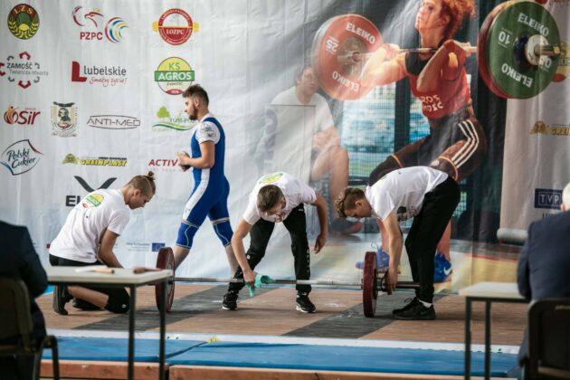 puchar roztocza w podnoszeniu ciezarow 23 Zmagania ciężarowców w Pucharze Roztocza (wyniki i ponad 200 zdjęć)