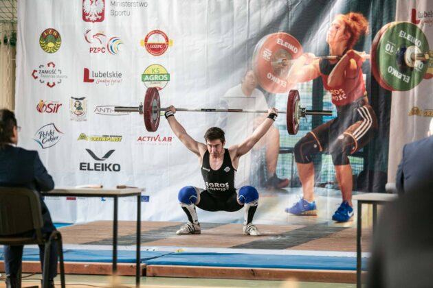 puchar roztocza w podnoszeniu ciezarow 26 Zmagania ciężarowców w Pucharze Roztocza (wyniki i ponad 200 zdjęć)
