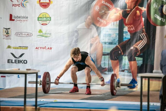 puchar roztocza w podnoszeniu ciezarow 27 Zmagania ciężarowców w Pucharze Roztocza (wyniki i ponad 200 zdjęć)