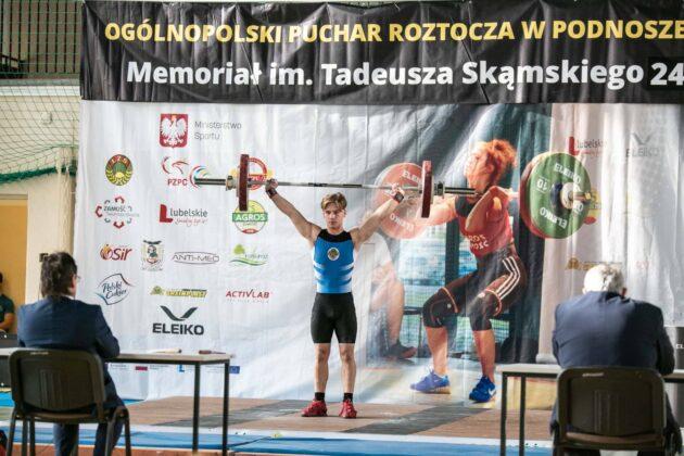 puchar roztocza w podnoszeniu ciezarow 31 Zmagania ciężarowców w Pucharze Roztocza (wyniki i ponad 200 zdjęć)