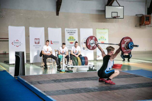 puchar roztocza w podnoszeniu ciezarow 48 Zmagania ciężarowców w Pucharze Roztocza (wyniki i ponad 200 zdjęć)