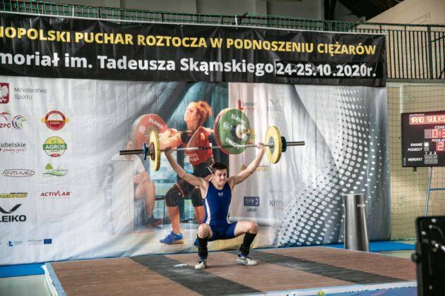 puchar roztocza w podnoszeniu ciezarow 5 Zmagania ciężarowców w Pucharze Roztocza (wyniki i ponad 200 zdjęć)