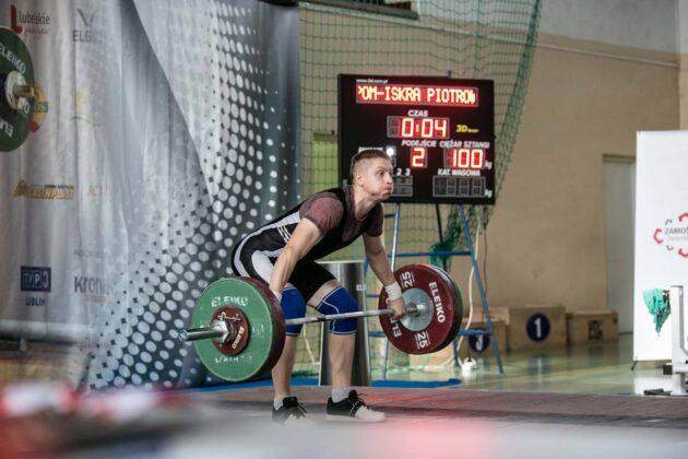 puchar roztocza w podnoszeniu ciezarow 60 Zmagania ciężarowców w Pucharze Roztocza (wyniki i ponad 200 zdjęć)