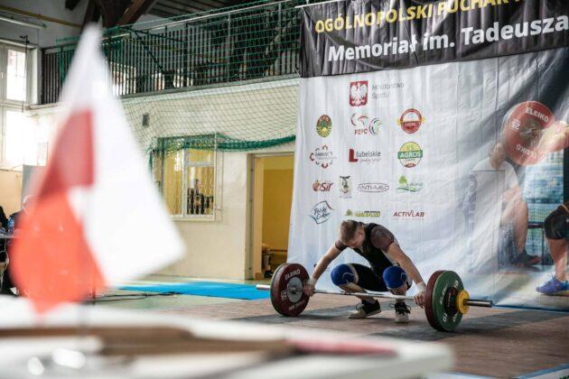 puchar roztocza w podnoszeniu ciezarow 69 Zmagania ciężarowców w Pucharze Roztocza (wyniki i ponad 200 zdjęć)