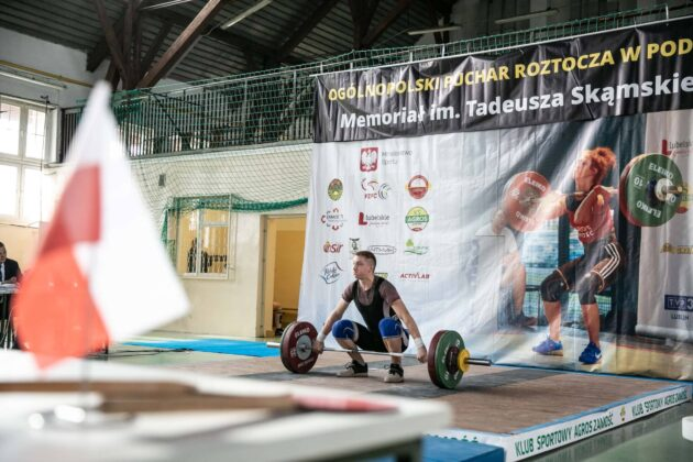 puchar roztocza w podnoszeniu ciezarow 70 Zmagania ciężarowców w Pucharze Roztocza (wyniki i ponad 200 zdjęć)