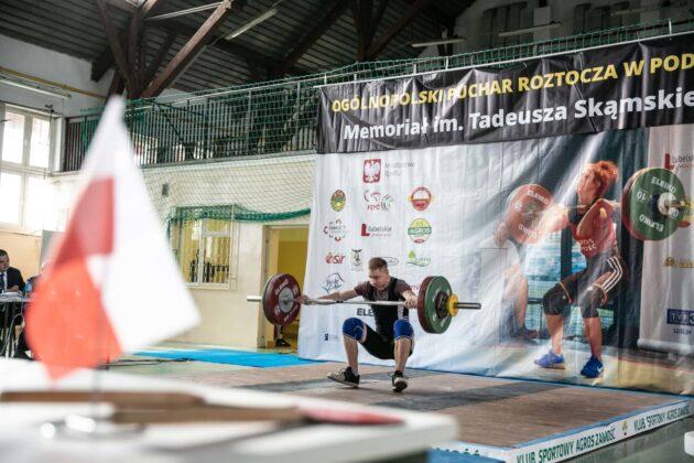 puchar roztocza w podnoszeniu ciezarow 71 Zmagania ciężarowców w Pucharze Roztocza (wyniki i ponad 200 zdjęć)