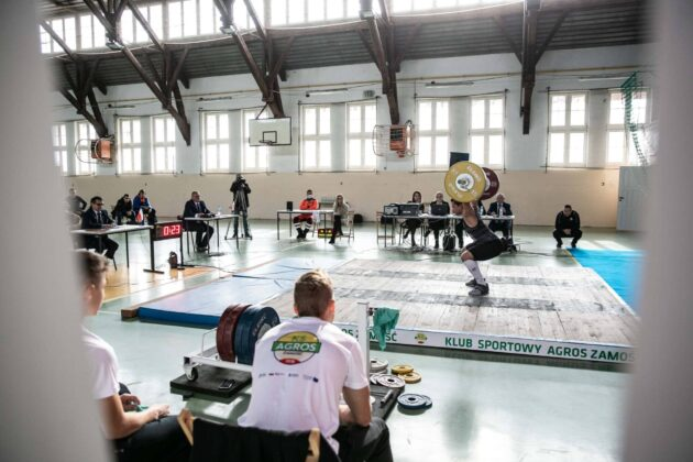puchar roztocza w podnoszeniu ciezarow 75 Zmagania ciężarowców w Pucharze Roztocza (wyniki i ponad 200 zdjęć)