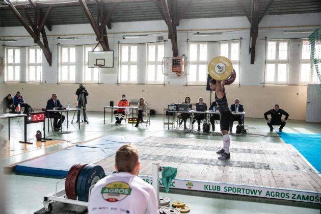 puchar roztocza w podnoszeniu ciezarow 76 Zmagania ciężarowców w Pucharze Roztocza (wyniki i ponad 200 zdjęć)