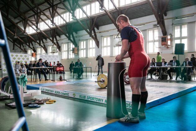 puchar roztocza w podnoszeniu ciezarow 77 Zmagania ciężarowców w Pucharze Roztocza (wyniki i ponad 200 zdjęć)