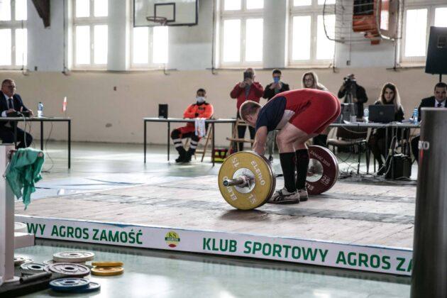 puchar roztocza w podnoszeniu ciezarow 78 Zmagania ciężarowców w Pucharze Roztocza (wyniki i ponad 200 zdjęć)
