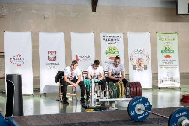 puchar roztocza w podnoszeniu ciezarow 9 Zmagania ciężarowców w Pucharze Roztocza (wyniki i ponad 200 zdjęć)