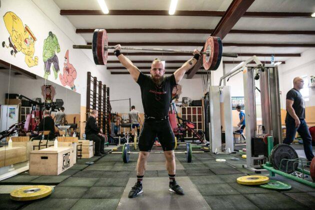 puchar roztocza w podnoszeniu ciezarow 93 Zmagania ciężarowców w Pucharze Roztocza (wyniki i ponad 200 zdjęć)