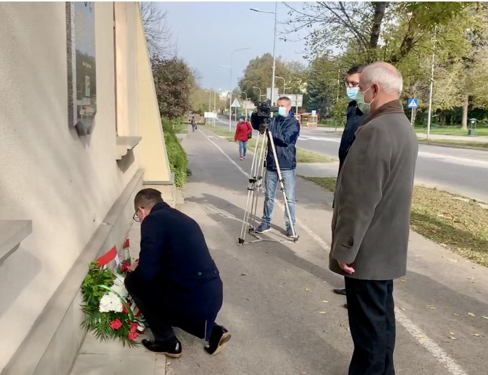 zrzut ekranu 2020 10 23 o 11 48 35 Zamość: Upamiętniono Narodowe Święto Węgier [FOTORELACJA + PREZENT dla czytelników]