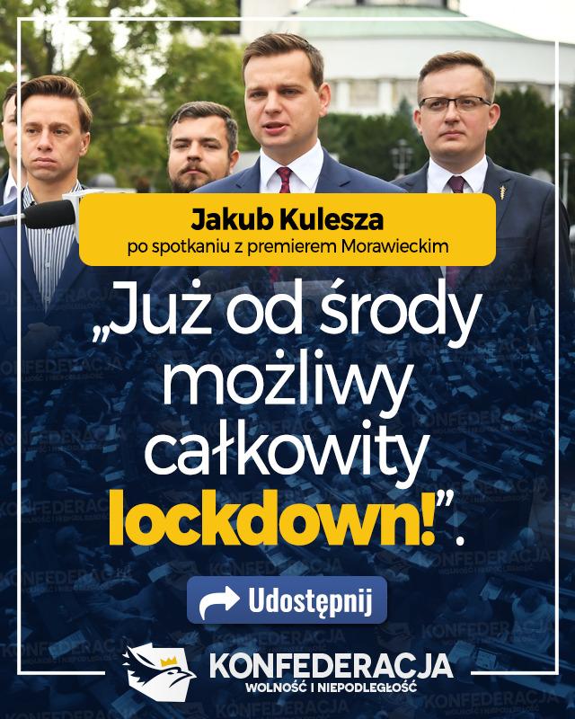123622392 2443315832641679 8231912528433268423 n Całkowity lockdown od środy?