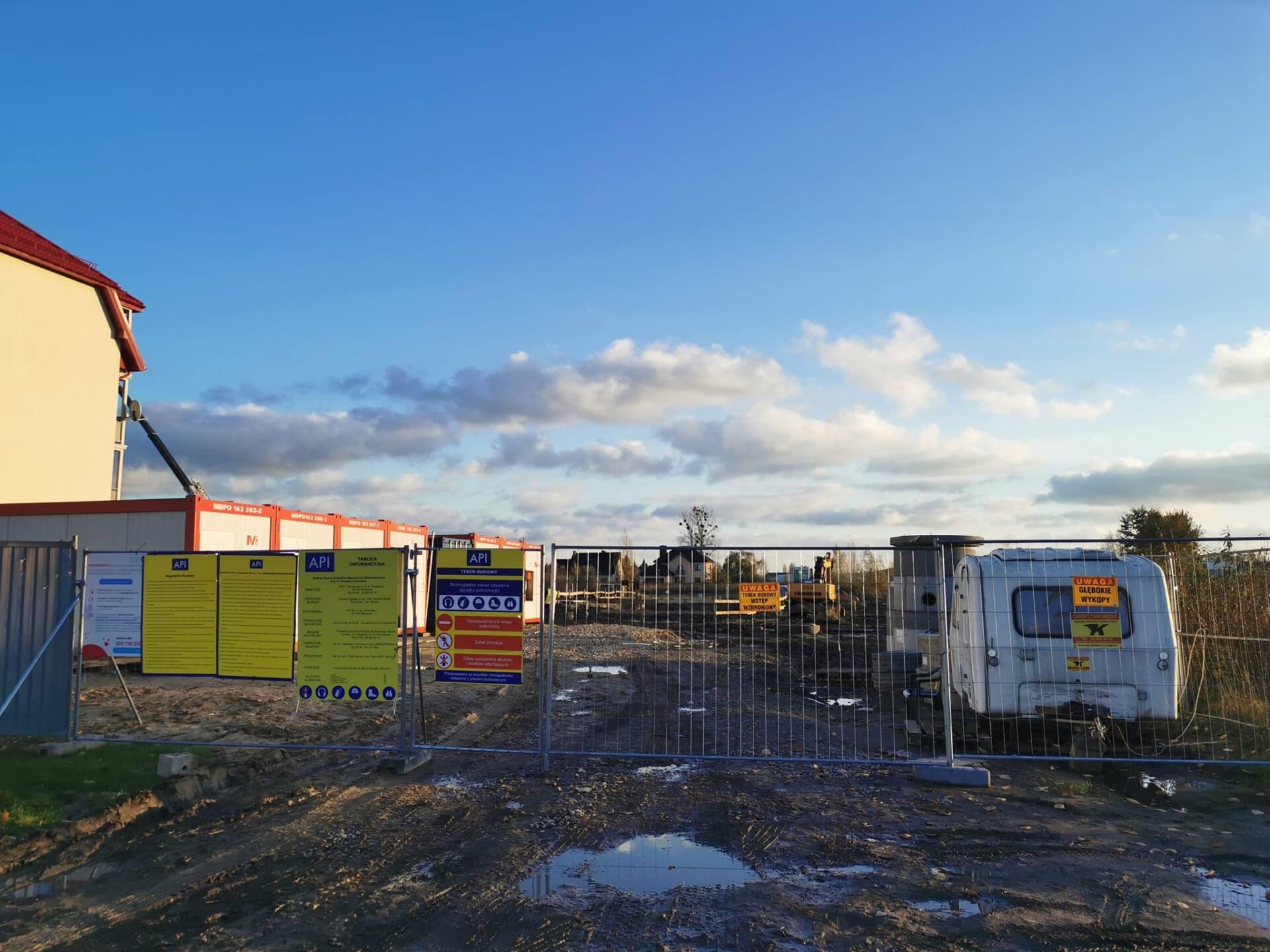 124246496 188945786145440 6448588567381690908 o Zamość: Trwa budowa nowego osiedla mieszkaniowego