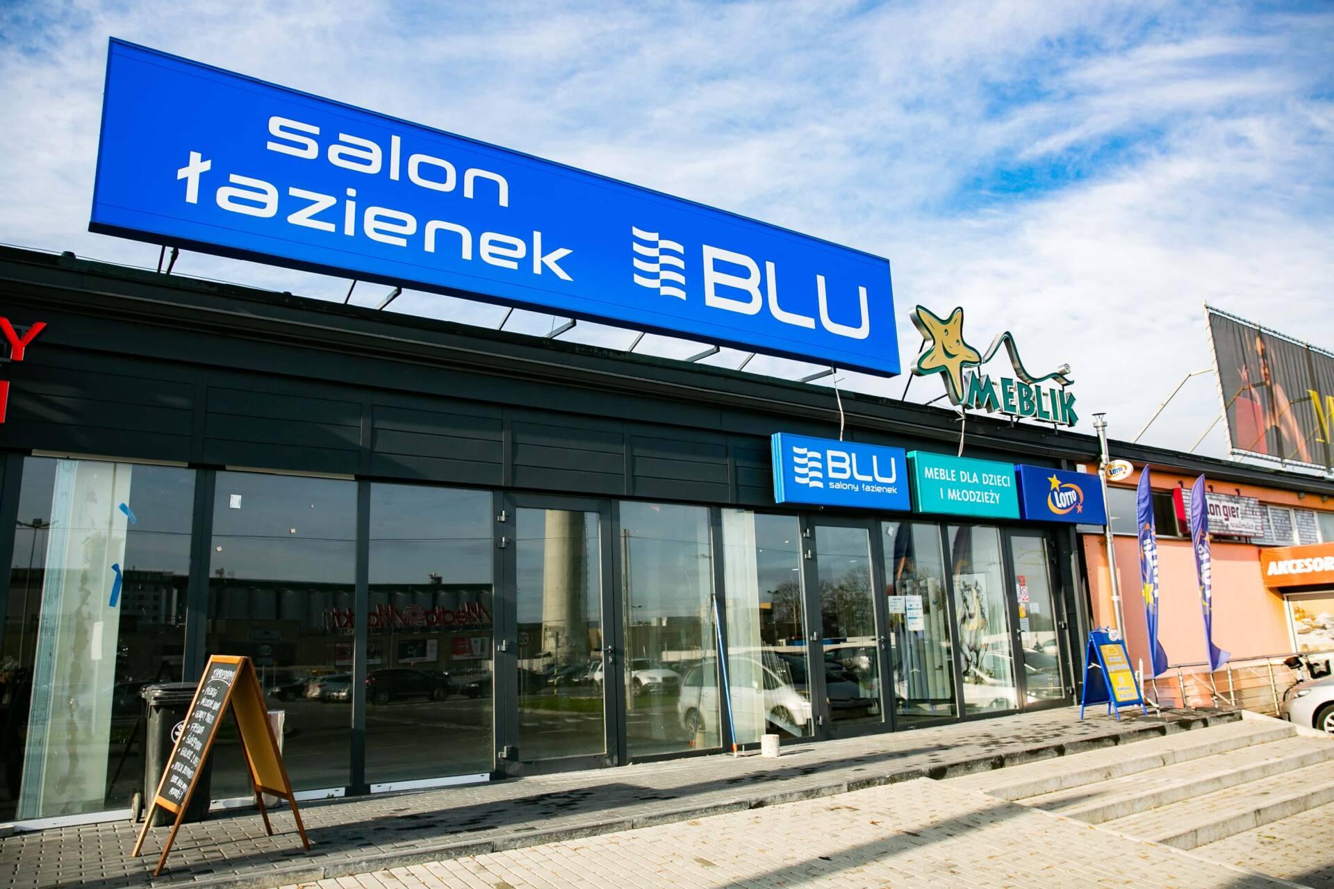 5db 5541 Salon BLU: na ponad 500 m2., 36 łazienkowych aranżacji i bogata ekspozycja wyposażenia (zdjęcia)