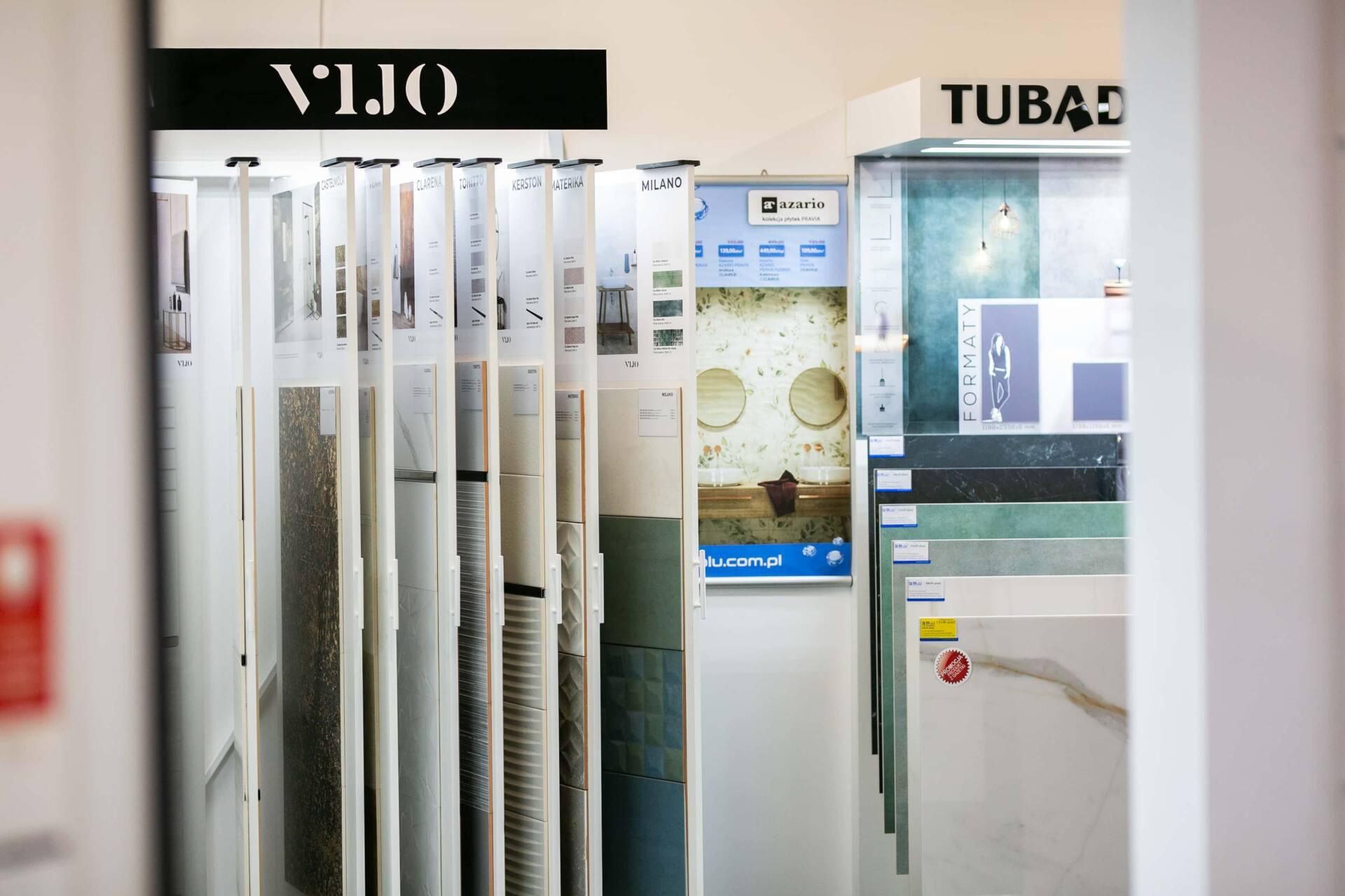 5db 5552 Salon BLU: na ponad 500 m2., 36 łazienkowych aranżacji i bogata ekspozycja wyposażenia (zdjęcia)