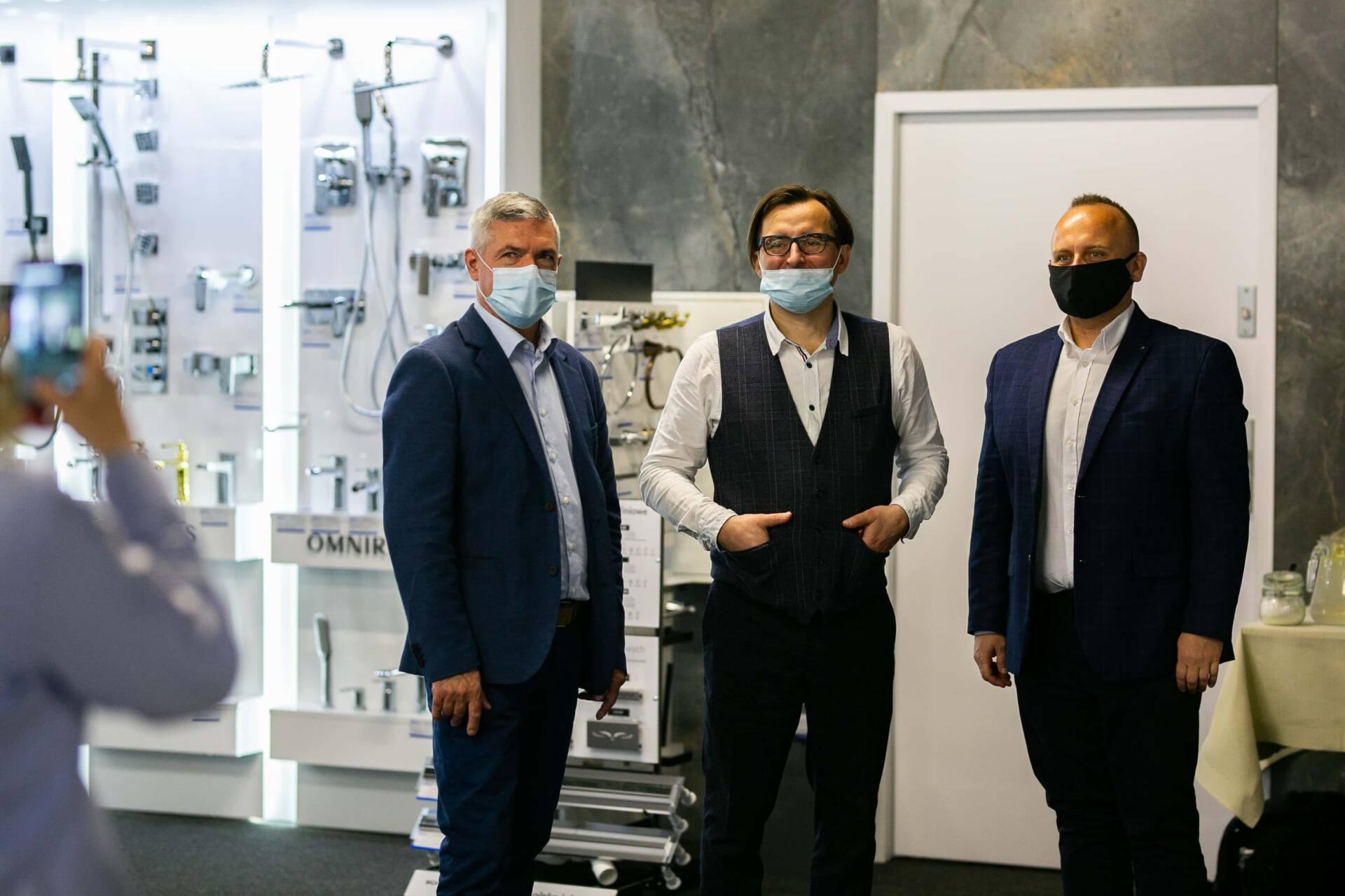 5db 5563 Nowy salon łazienek BLU w Zamościu już otwarty! Publikujemy 80 zdjęć