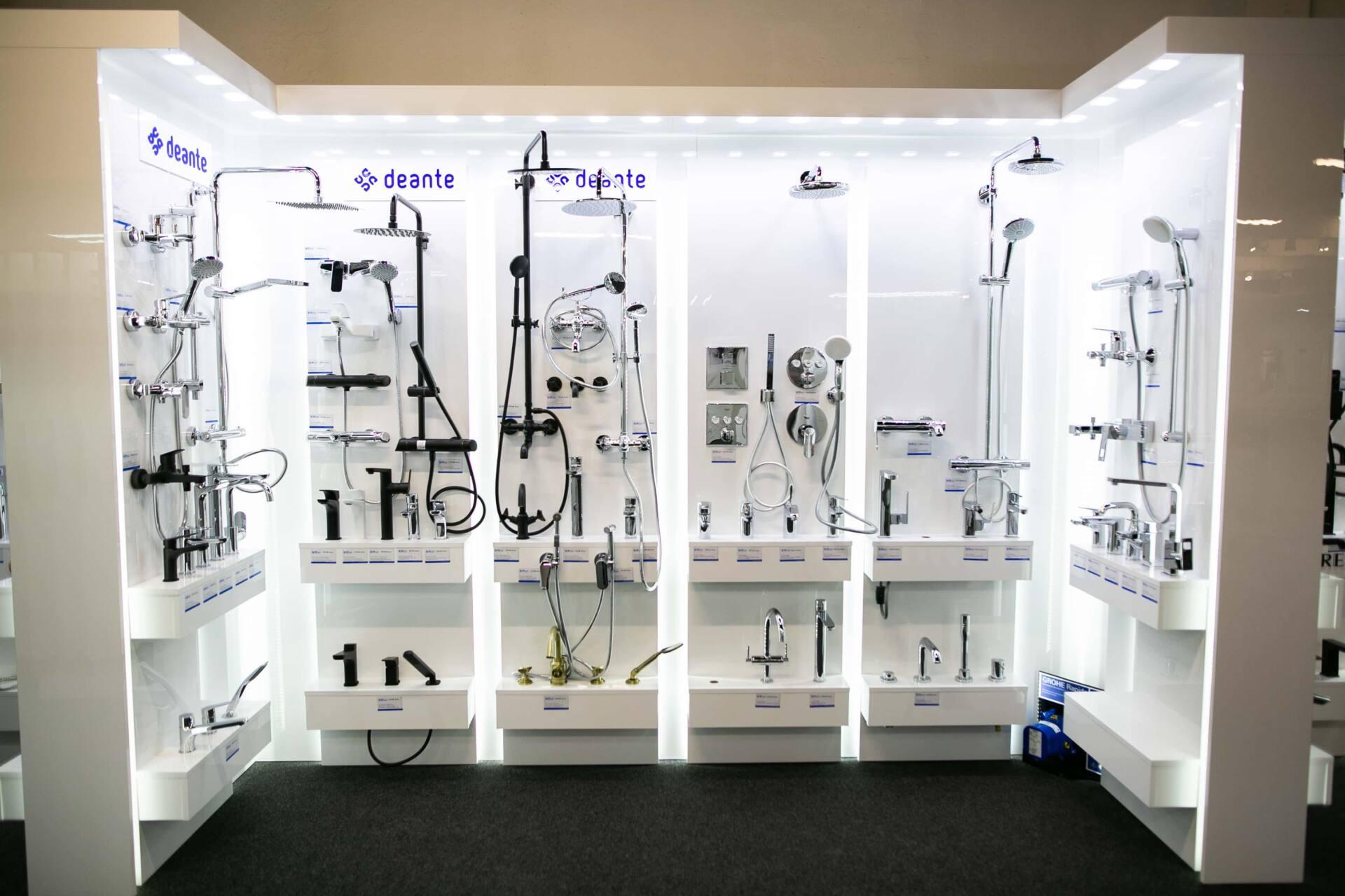 5db 5565 Salon BLU: na ponad 500 m2., 36 łazienkowych aranżacji i bogata ekspozycja wyposażenia (zdjęcia)
