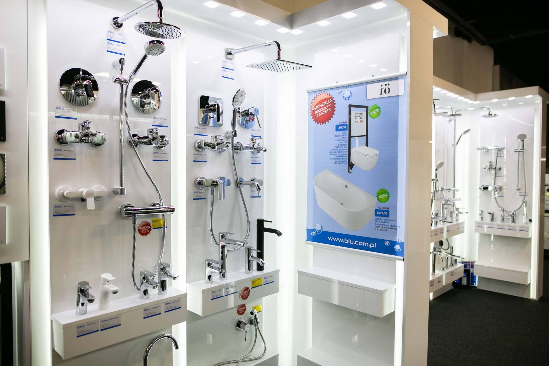 5db 5566 Nowy salon łazienek BLU w Zamościu już otwarty! Publikujemy 80 zdjęć